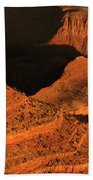 Dawn At The Grand Canyon Bath Towel