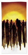 Dawn Of The Dead 2004 Bath Towel