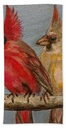 Dawn's Cardinals Bath Towel
