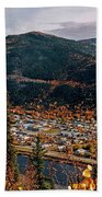 Dawson City - Yukon Bath Towel
