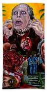 Day Of The Dead Bath Towel