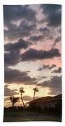 Daybreak Sky In Florida Bath Towel