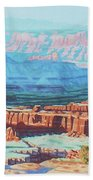 Dead Horse Point #2 Hand Towel