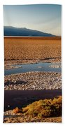 Death Valley California Bath Towel