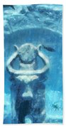Deep Atlantis Bath Towel