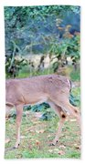 Deer42 Bath Towel