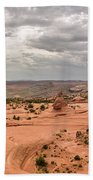 Delicate Arch Panoramic Bath Towel