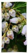 Delicate Blooms Bath Sheet