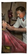 Dentist - Making An Impression - 1936 Bath Towel