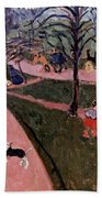 Derain: Hyde Park Bath Towel