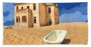 Desert Dreamscape 3 Bath Towel