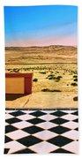 Desert Dreamscape Bath Towel