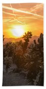 Desert Sunrise Bath Towel