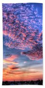 Desert Sunset 2 Bath Towel