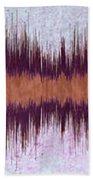11041 Diamond Dogs By David Bowie Bath Towel