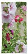 Digital Artwork 1393 Bath Towel