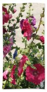 Digital Artwork 1418 Bath Towel