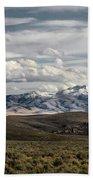 Distater Peak Road -february-0723-r1 Bath Towel