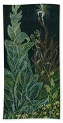 Ditchweed Fairy Mullein Hand Towel