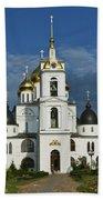 Dmitrov. Assumption Cathedral. Bath Towel