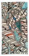 DNA Bath Towel