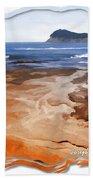 Do-00016 Pearl Beach Bath Towel