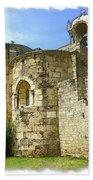 Do-00344 Church Of St John Marcus In Byblos Bath Towel