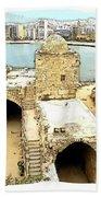 Do-00428 Citadel Looking On Sidon Bath Towel