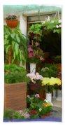 Do-00433 Florist In Gemmayzeh Bath Towel