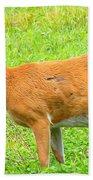 Doe A Deer Bath Towel
