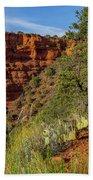 Doe Mountain Trail Bath Towel