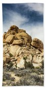 Dome Rock - Joshua Tree National Park Bath Towel