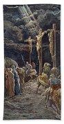 Crucifixion Hand Towel