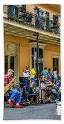 Doreen's Jazz New Orleans 2 Hand Towel