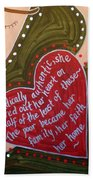 Dorothy Day Hand Towel