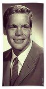 Doug Mcclure, Vintage Actor Bath Towel