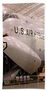 Douglas C 124c Globemaster Plane Bath Towel