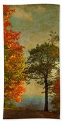 Down The Mountain Hand Towel