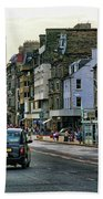 Downtown Edinburgh  Bath Towel