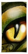 Dragon Eye Bath Towel