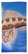 Dragonet Fish Bath Towel