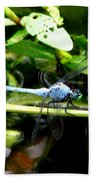 Dragonfly 9 Bath Towel