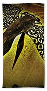 Dragonfly V Bath Towel