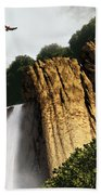 Dragons Den Canyon Bath Towel