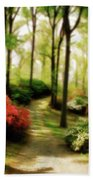 Dreamy Path Hand Towel