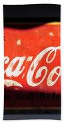 Drink Coke Bath Towel