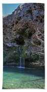 Dripping Springs Falls Bath Towel