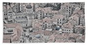 Dubrovnik Rooftops #2 Bath Towel