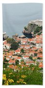 Dubrovnik, The Walled Old City Bath Towel