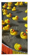 Duckies Bath Towel